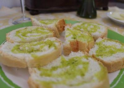 Olivenolje fra gården Poggio del Pero i Umbria