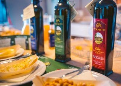 Olivenolje fra Agriturismo Cornieto