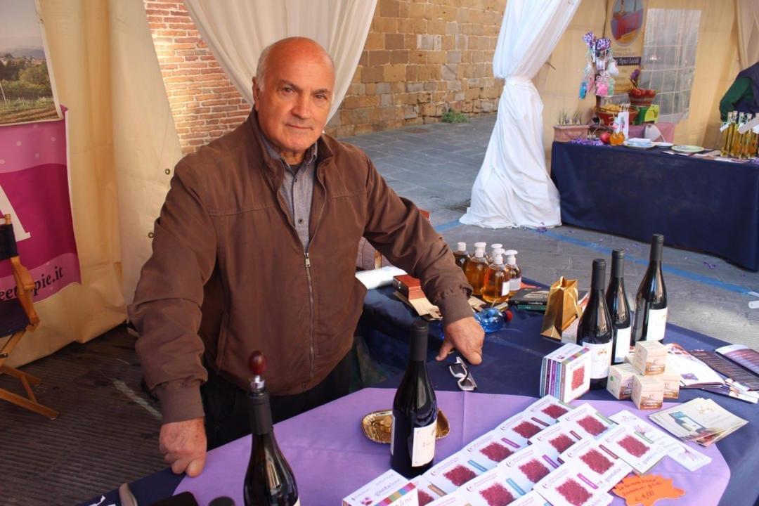 Safran-festival i landsbyen Città della Pieve - Zafferiamo