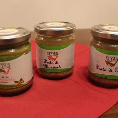 Matgave med pesto - Sicysun