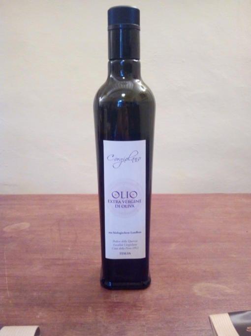 Økologisk kaldpresset ekstra jomfru olivenolje - Quercia