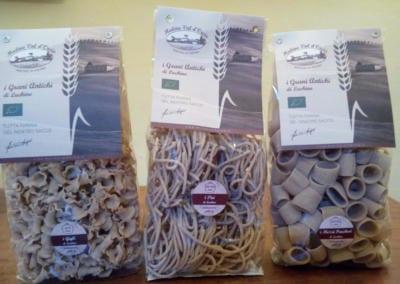 Produkter fra Mulino Grappi