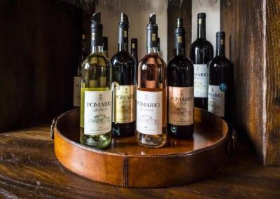 Azienda Agricola Pomario - et utvalg av viner