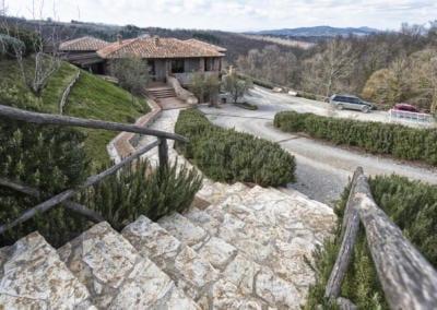 Azienda Agricola Pomario - gården