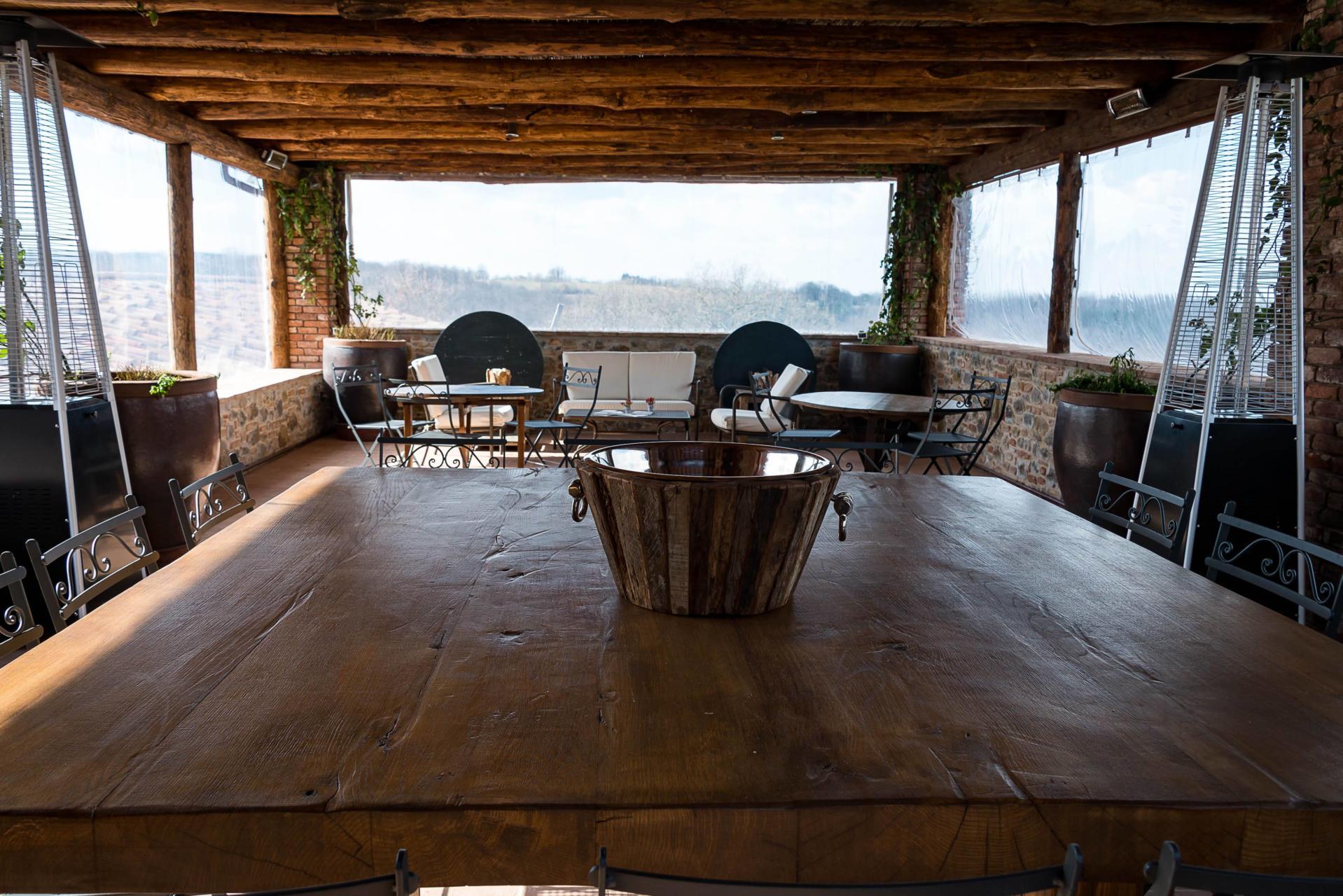 Rom for smaking av vin og olivenolje - Foto: Luca Barelli