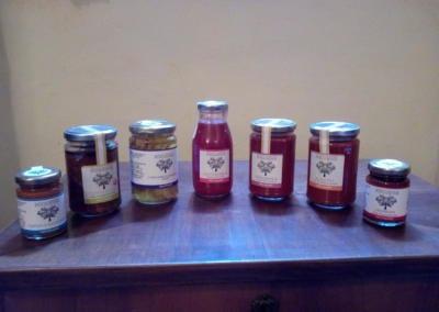 Produkter fra Azienda Agricola Poggione