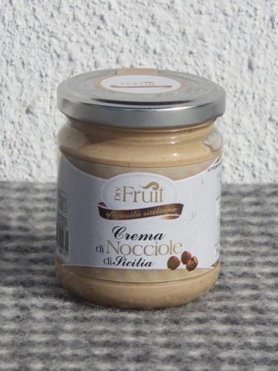 Hasselnøttkrem fra Sicilia
