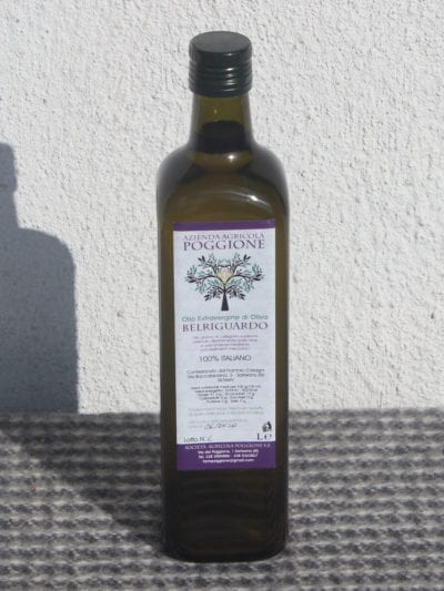 Ekstra virgin olivenolje Belriguardo - 750 ml