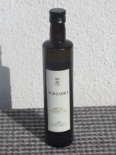 Kaldpresset ekstra virgin olivenolje Pomario