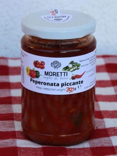 Saus med tomat og chili