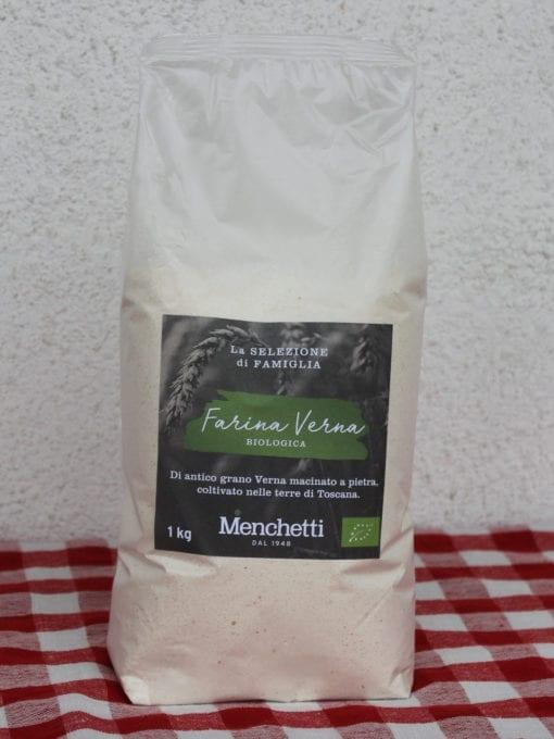 Steinmalt hvetemel type 2 Verna 1 kg